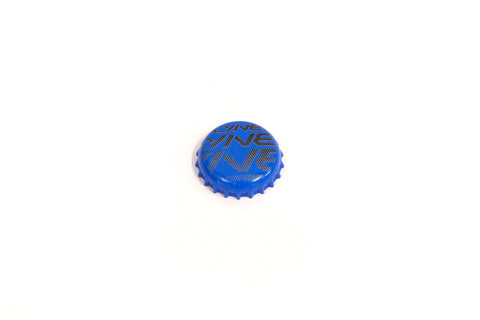 Bottle Cap- Lyne Blue