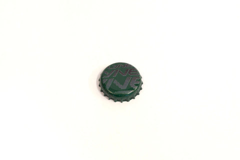 Bottle Cap- Lyne Green