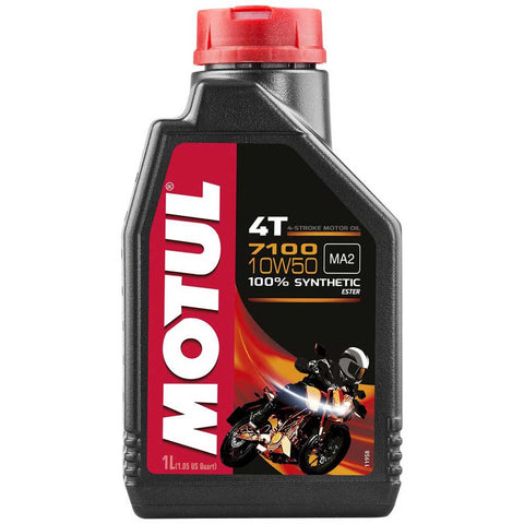 Motul 7100 10w50 Engine Oil