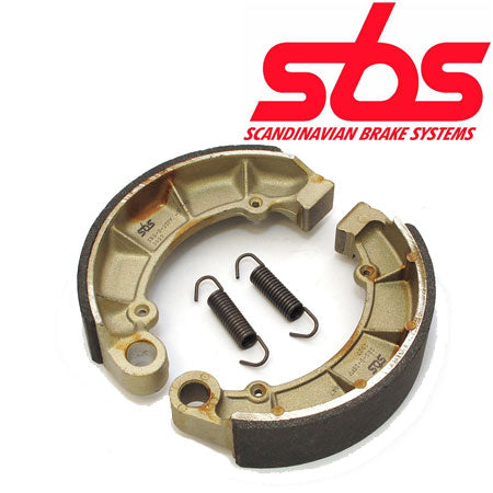 SBS Brake Shoes- CRF 110 Front & Rear