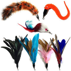 7 Piece Feather Replacement Pack
