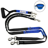 Convertible Dual or Single Bungee Leash