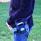 Utility Dog Bag - Blue
