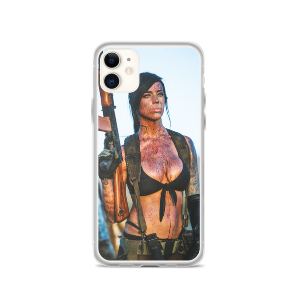 Apocalypse Alex - iPhone Case