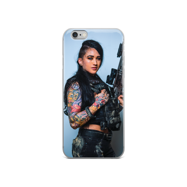 War Sleeve - iPhone Case