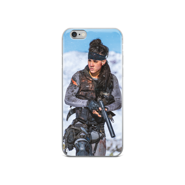 In the Darkness of Shadow Moses - iPhone Case