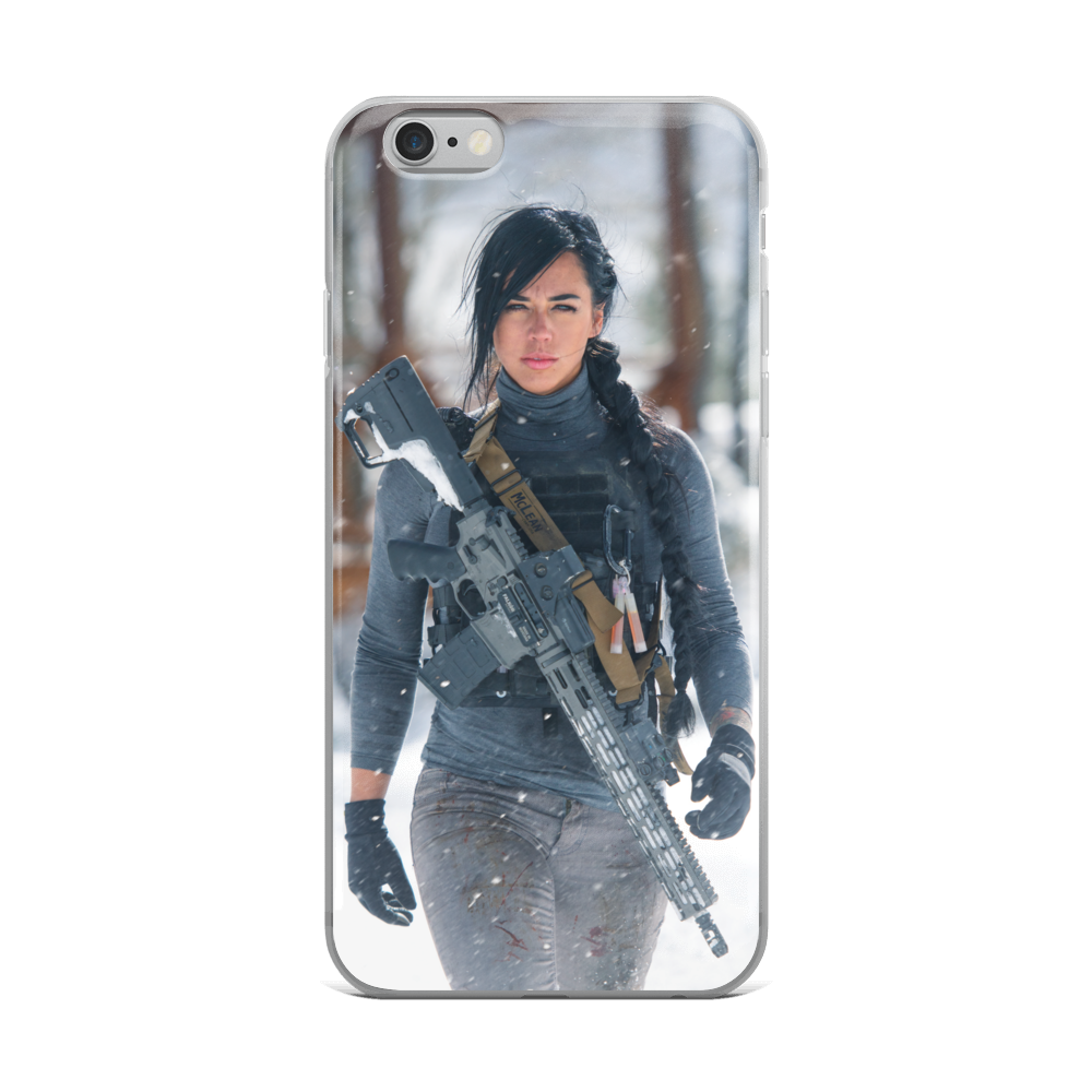 Cold Fusion - iPhone Case