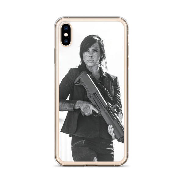 Jane Wick V - iPhone Case