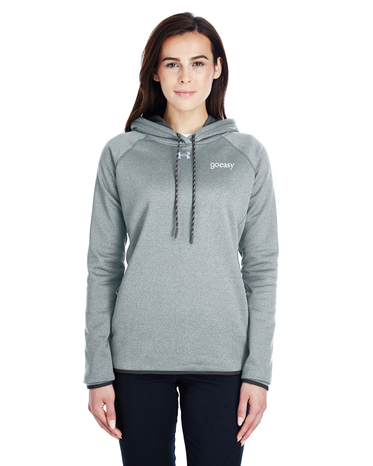 00f79dc962 Under Armour Women's Double Threat Armour Fleece® Hoodie