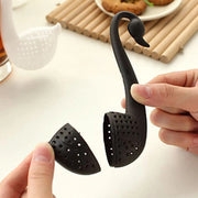 Swan Tea Infuser-Tea Infuser-Black Butterfly Bath & Body