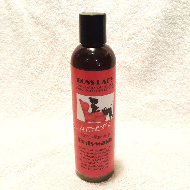 Boss Lady Black Soap Bodywash-Bodywash-Black Butterfly Bath & Body