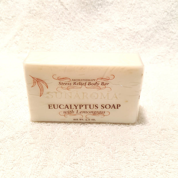 Eucalyptus Soap w/ Lemongrass & Tea Trea-Soap-Black Butterfly Bath & Body