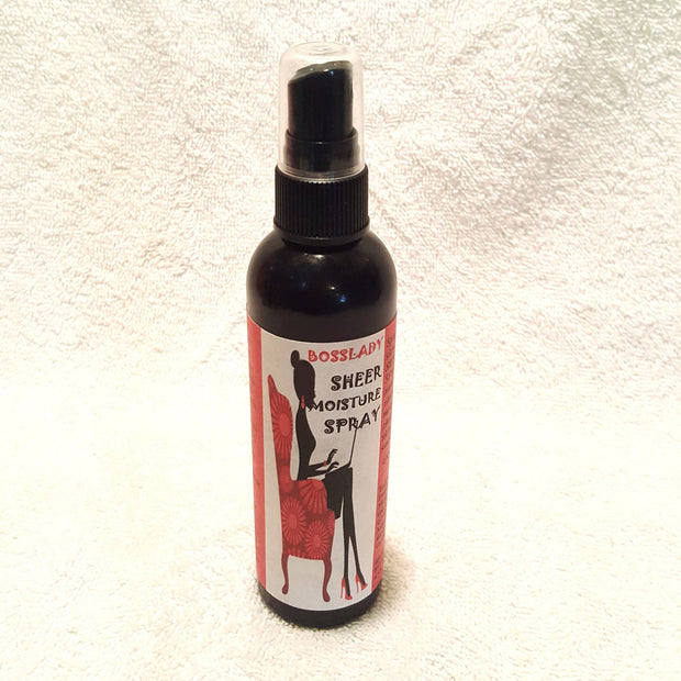 Boss Lady Sheer Moisture Spray-Body Spray-Black Butterfly Bath & Body