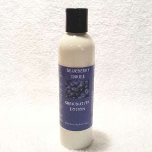 Blueberry Shea Butter Lotion