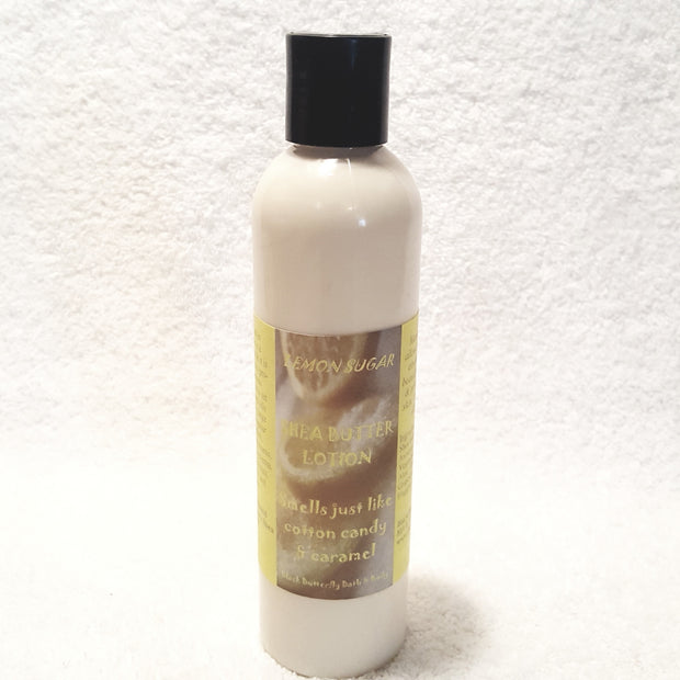 Lemon Sugar Shea Butter Lotion