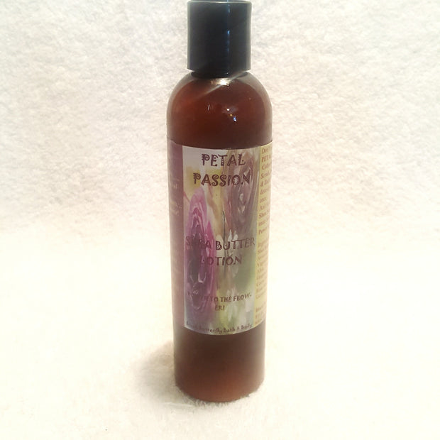 Petal Passion Shea Butter Lotion