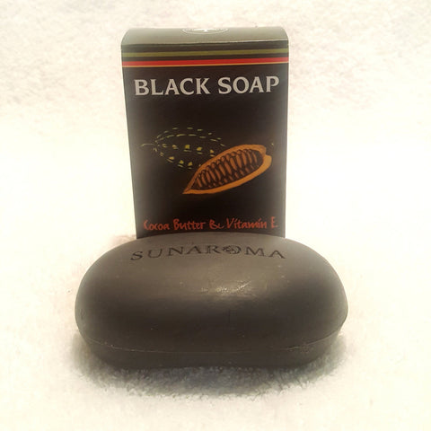 Cocoa Butter & Vitamin E Soap-Soap-Black Butterfly Bath & Body