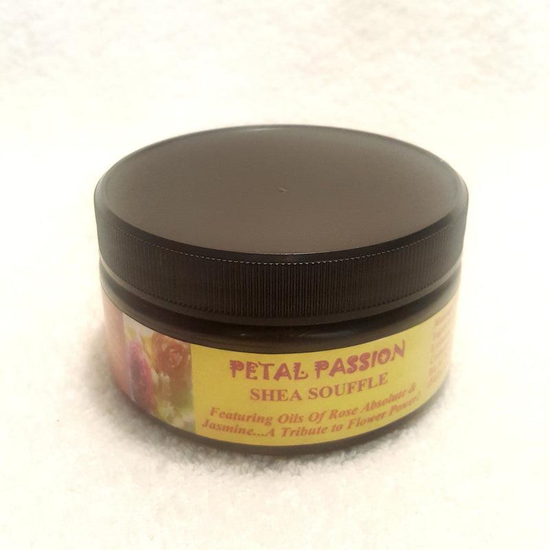 Petal Passion Body Souffle-Body Souffles-Black Butterfly Bath & Body