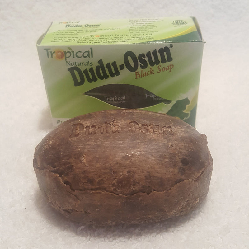 Dude Osun Authentic Black Soap-Soap-Black Butterfly Bath & Body