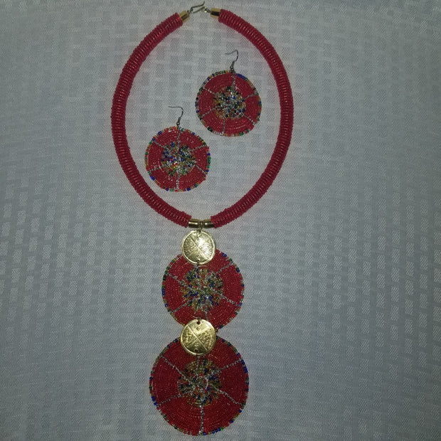 Massai Royal Jewelry Set