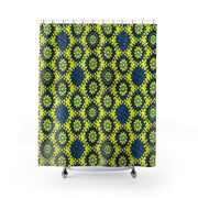 Gorgeous Ghana Shower Curtains