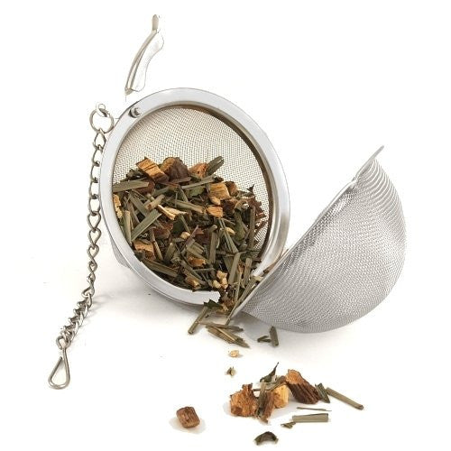 Small Stainless Steel Tea Infuser Ball-Tea Infuser-Black Butterfly Bath & Body
