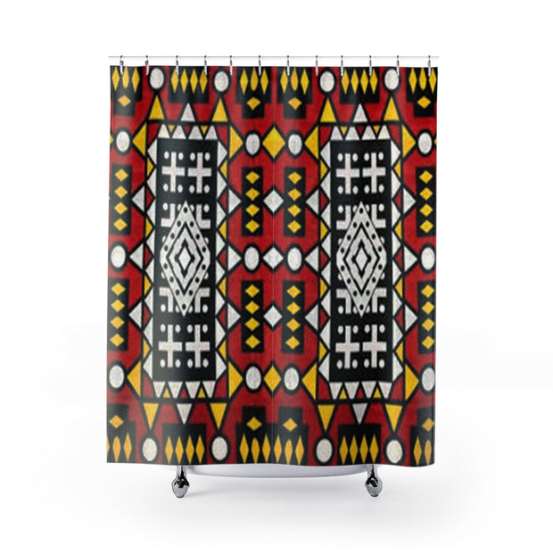 Angola Shower Curtains