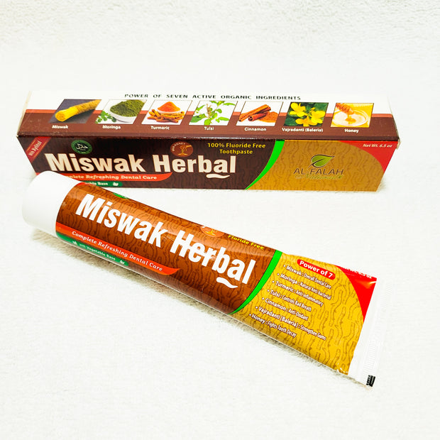 Miswak Herbal Toothpaste