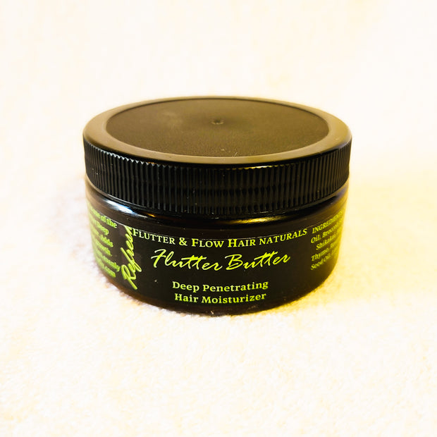 Flutter Butter Deep Penetrating Hair Moisturizer