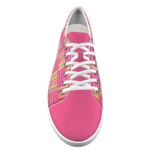 Lady Kente Sneakers