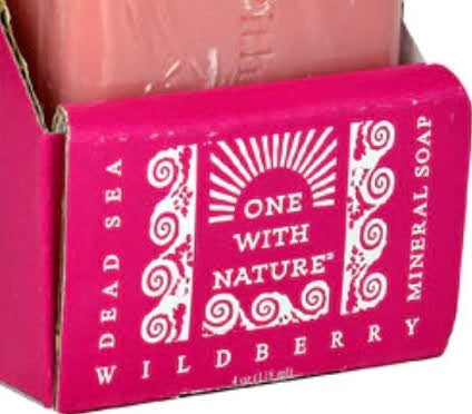 Dead Sea Mineral Wildberry Soap