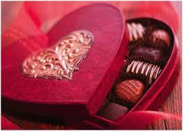 Box of Valentine's Chocolates