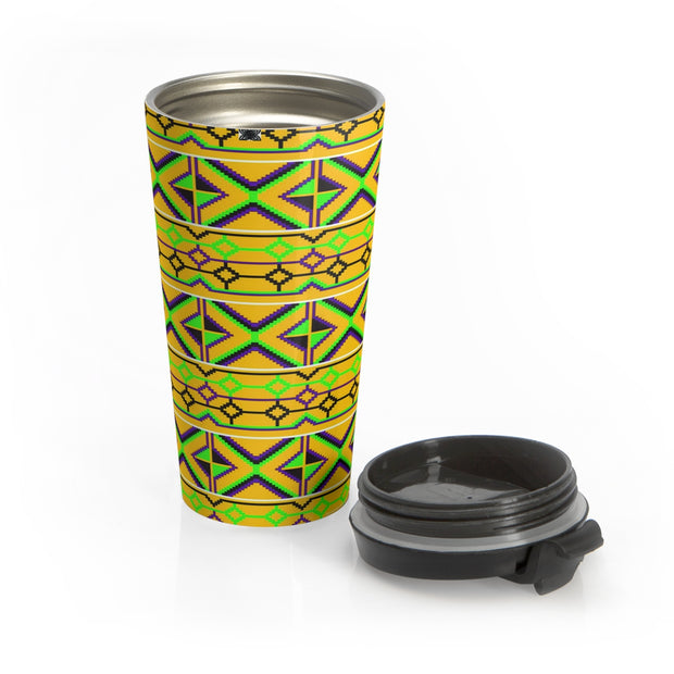 The Serengeti Stainless Steel Travel Mug