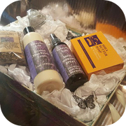 Lavender Lux Gift Set-Gift set-Black Butterfly Bath & Body