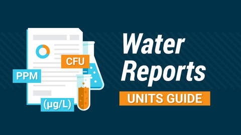 How To Interpret Water Testing Units