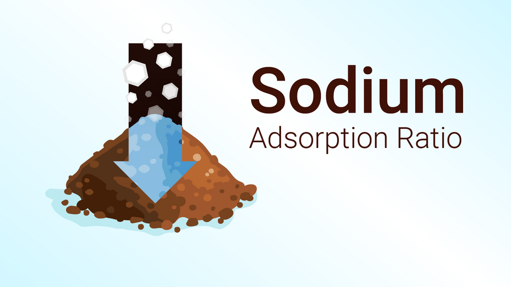 Sodium Adsorption Ratio, Irrigation, and Soil Health
