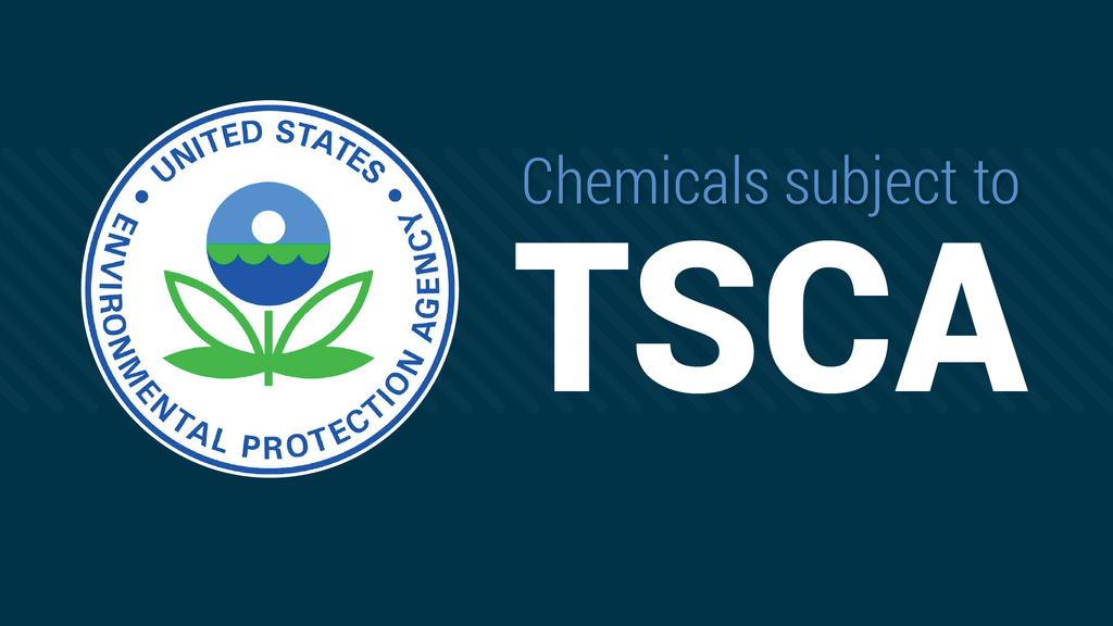 What Chemicals Are Subject to TSCA?