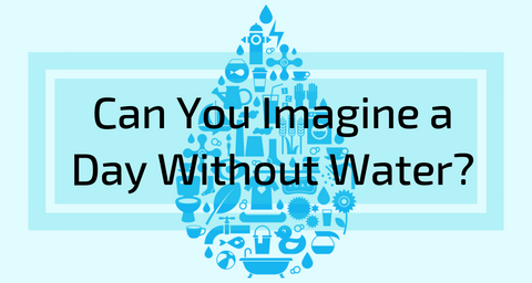 Imagine A Day Without Water...