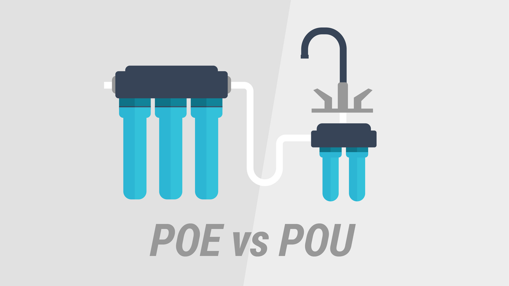 POE Versus POU Water Treatment