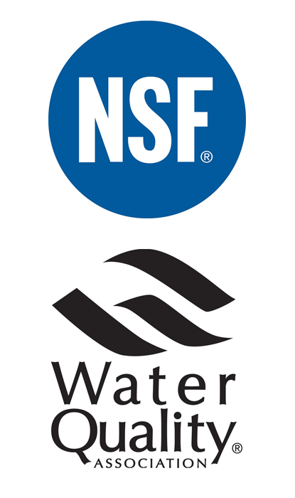 treatment matching for nsf and wqa certified products