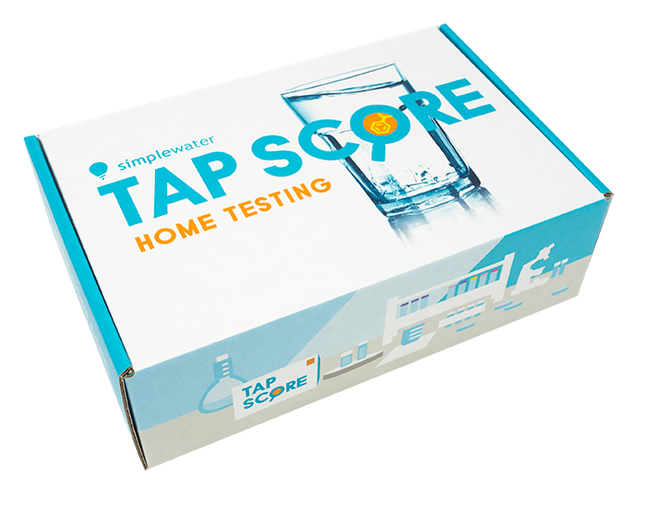 Tap Score Includes Everything You Need to Understand Your Water Quality