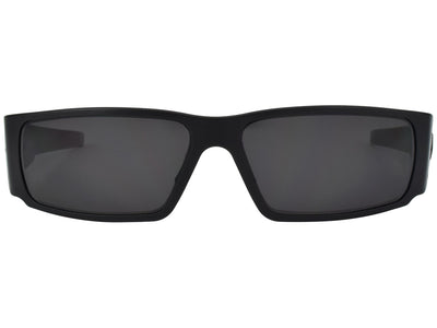 Tactical Black Frame/ Smoked Grey Polarized Lenses