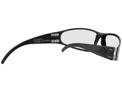 Black/ Clear Anti-fog