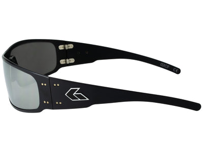 Smoke Polarized w/ Chrome mirror