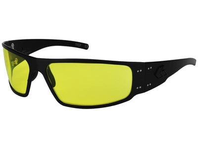 MILSPEC BALLISTIC / Black / Yellow Anti-Fog