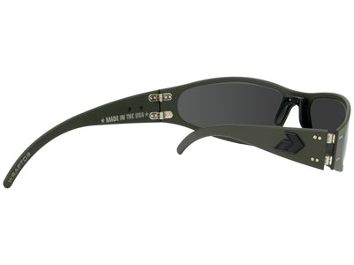 Cerakote Olive Drab Green Frame / Grey Polarized