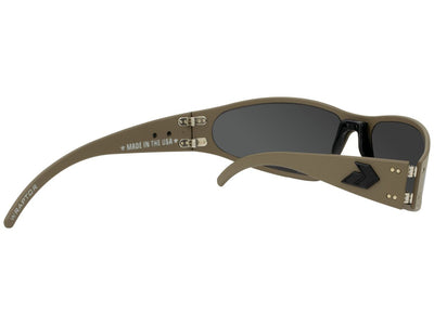 Cerakote Tan Frame / Grey Polarized
