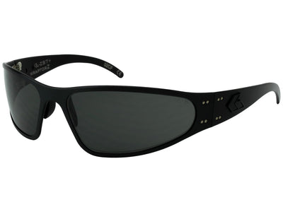 Black / Smoked Anti-Fog WRAZBLK01A