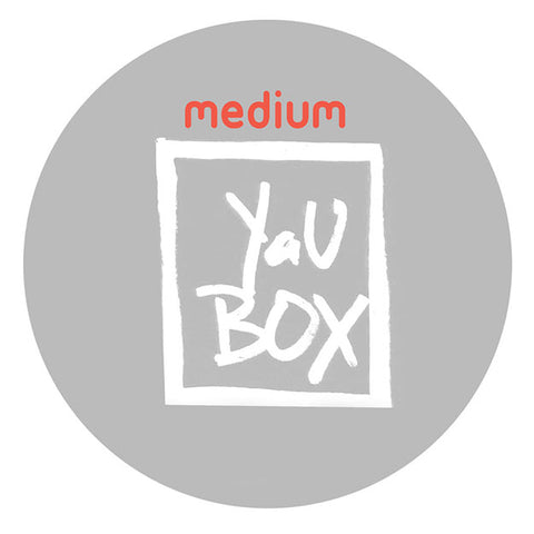 Abonament YaU BOX medium yau.ro yau concept elena toader abonament flori