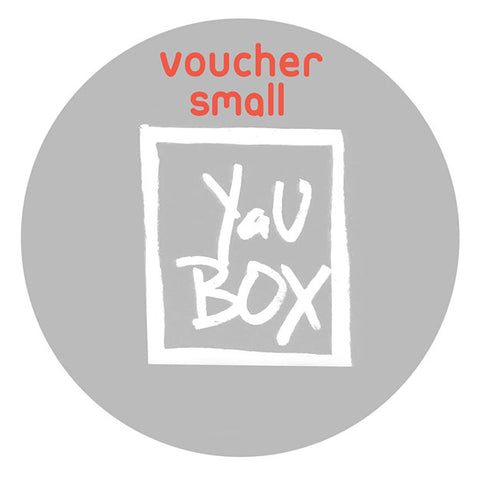 VOUCHER Abonament YaU BOX small - BOXV1